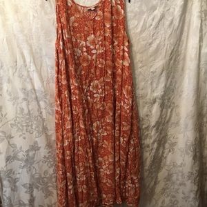 Woman Within dress 2X 26/28 Petite